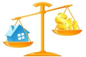 Property VS money