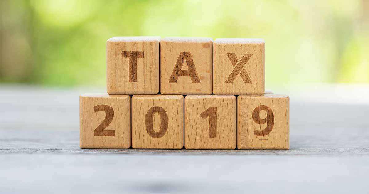 SMSF Tax 2019