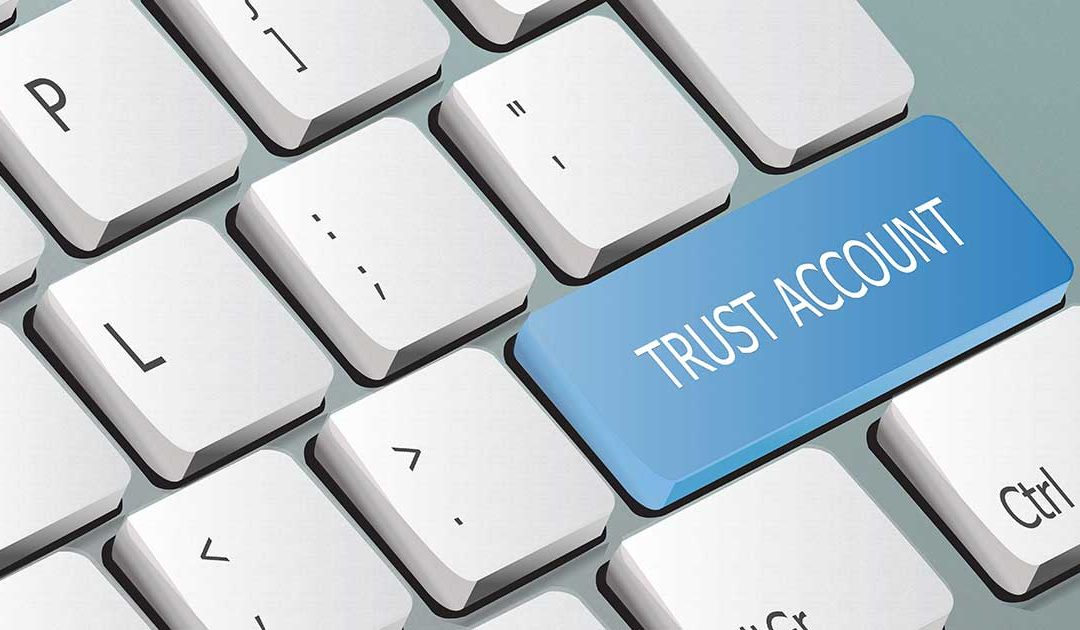Trust account reporting legislation