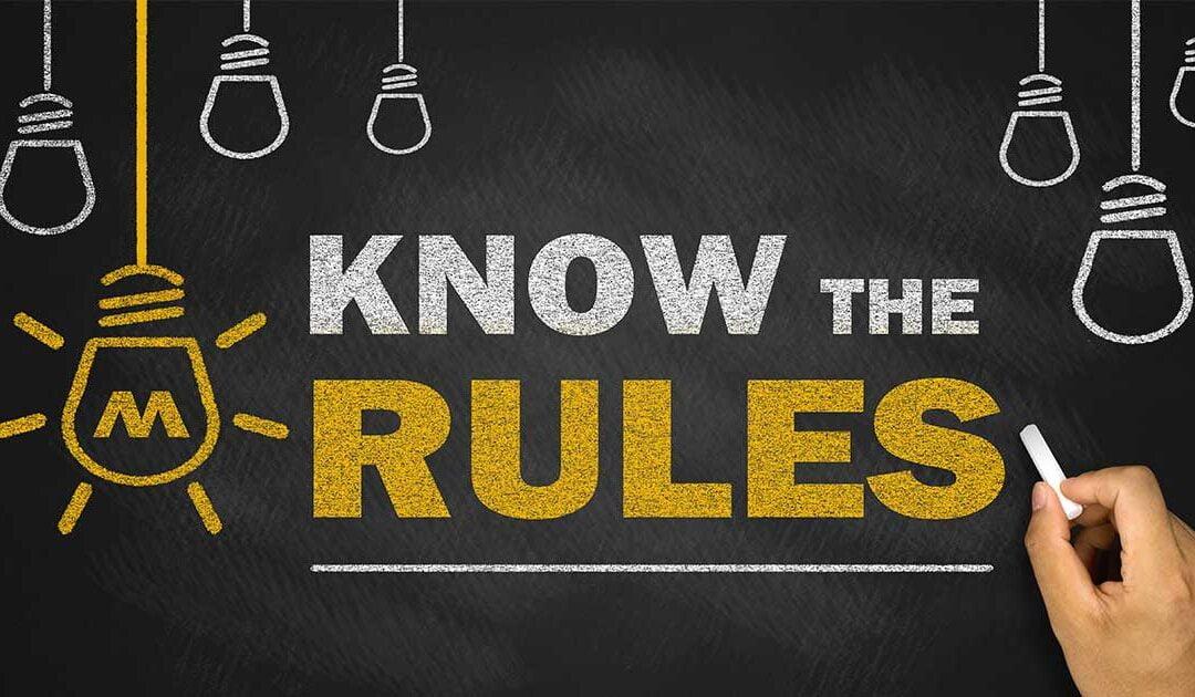 New 'Bring Forward' rules in a nutshell